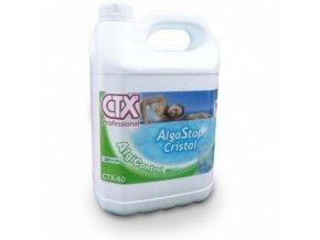 CTX-60; 5 litrů (algicidní přípravek s projasňovačem vody)