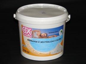 CTX-12; 6 kg neutralizátor chloru