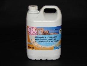 CTX-53; 5 litrů (přípravek na čištění a odstranění vápenných usazenin z laminátových bazénu)