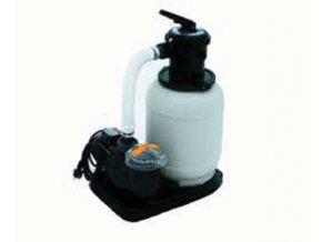 Monoblok s filtrem D 300 a čerpadlem Compact; 6-cestný ventil
