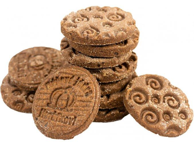 Čokoládové sušenky - bezlepkové