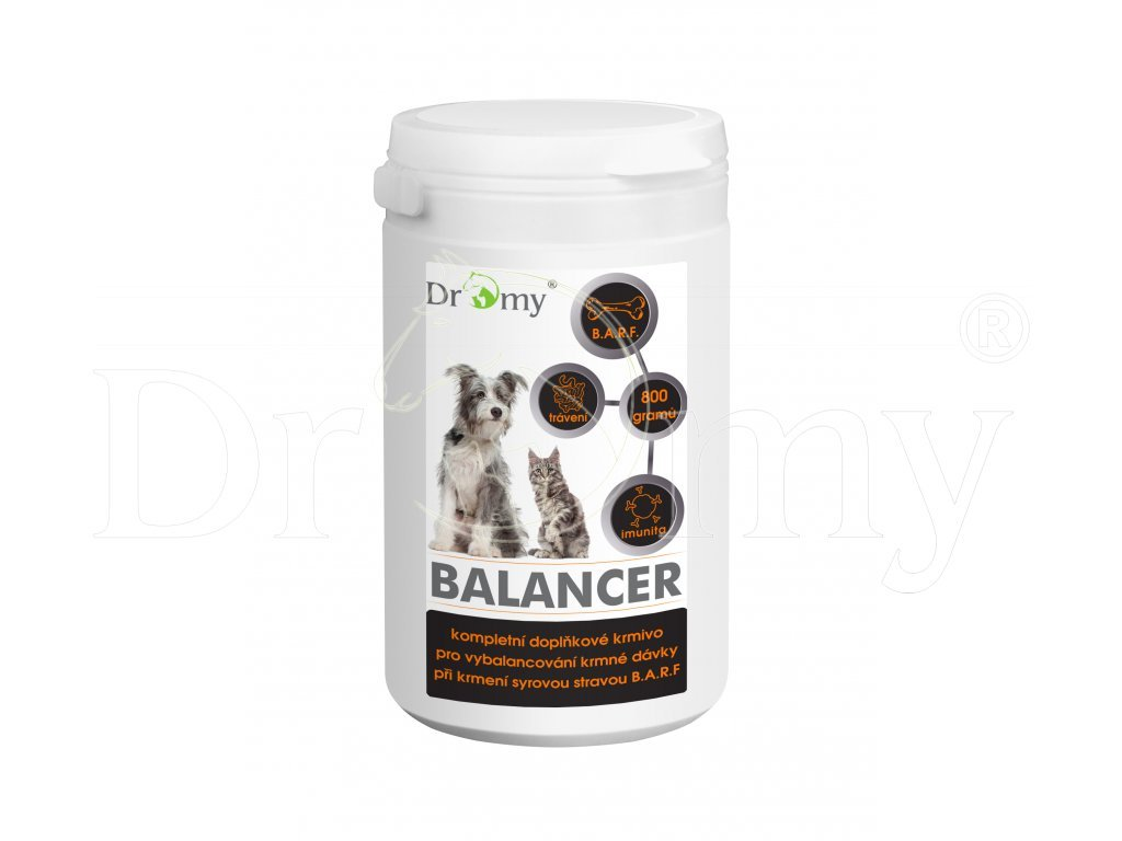 66 dromy balancer barf 8in1