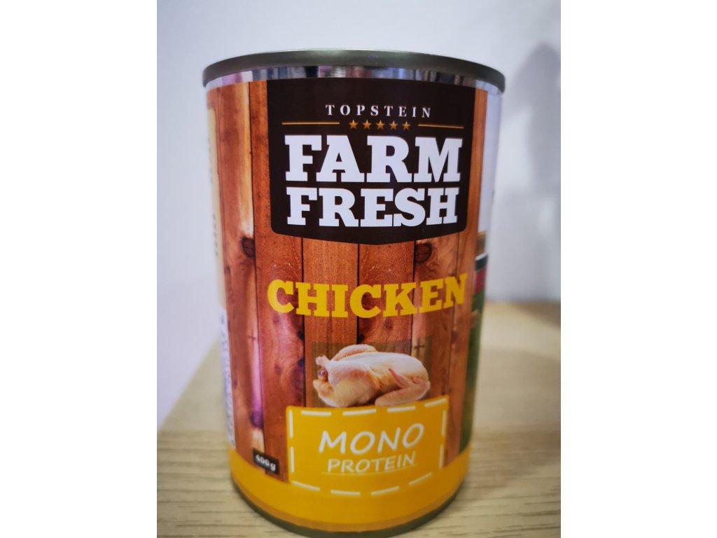 Farm Fresh - Chicken Monoprotein 400 g
