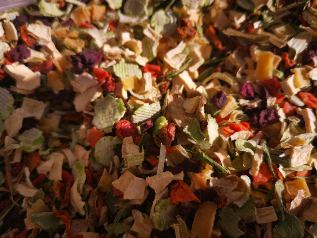 Sušená zelenina mix 500g