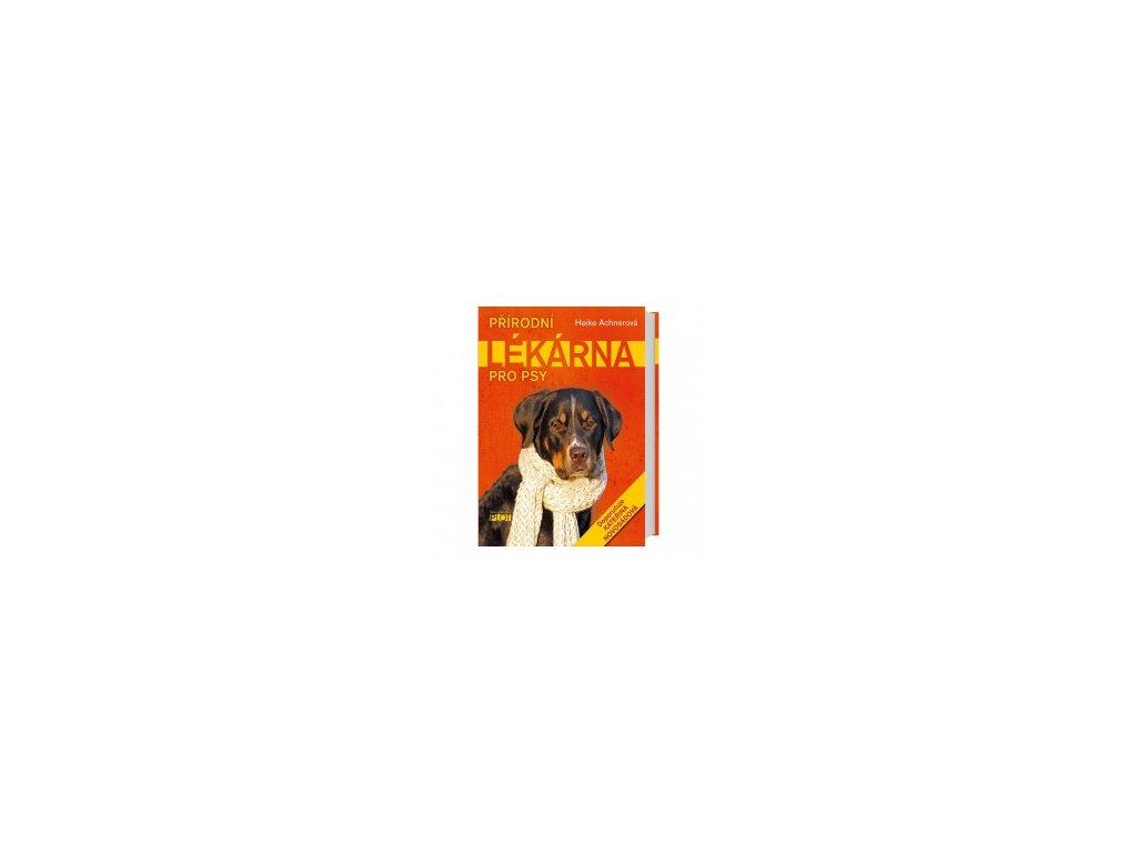 kniha prirodni lekarna pro psy default