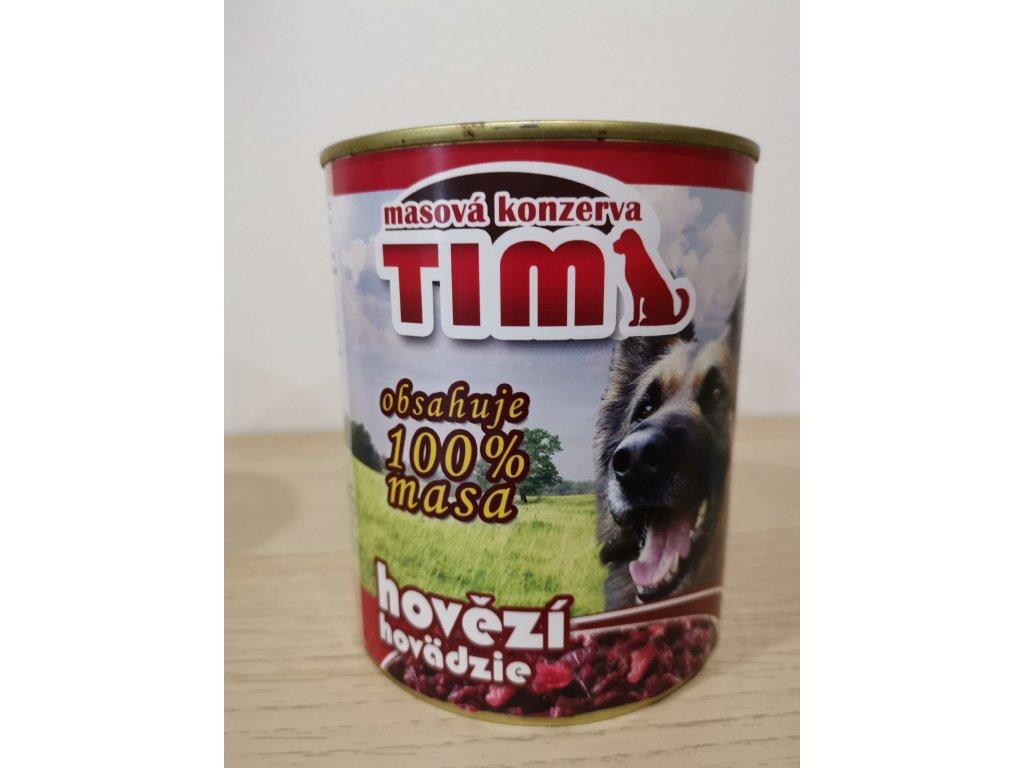 TIM hovězí 800 g