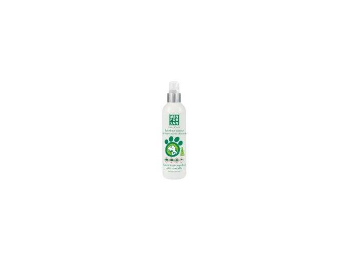 menforsan prirodni repelent pro psy proti hmyzu s extraktem z citronely 250 ml