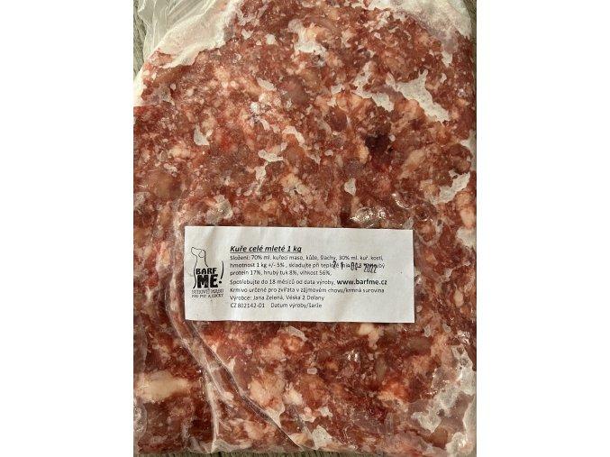 Kuřecí žaludky 1 kg/kvalita pro LK