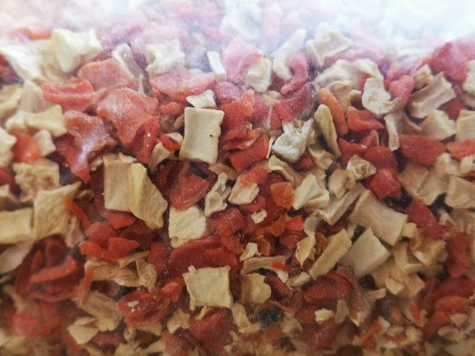 Sušená zelenina (petržel,mrkev,celer) 500g