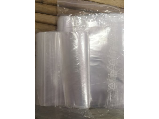 Zipové sáčky 150x220 mm/ 100ks