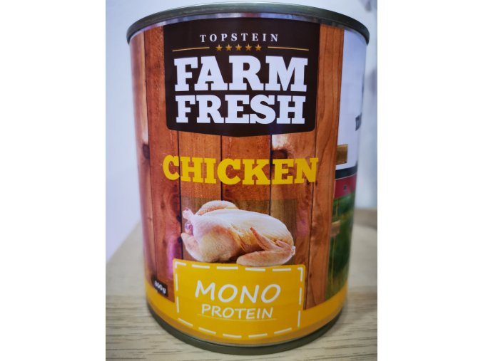 Farm Fresh - Chicken Monoprotein 800 g