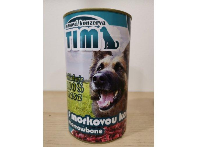 TIM s morkovou kostí 1200 g