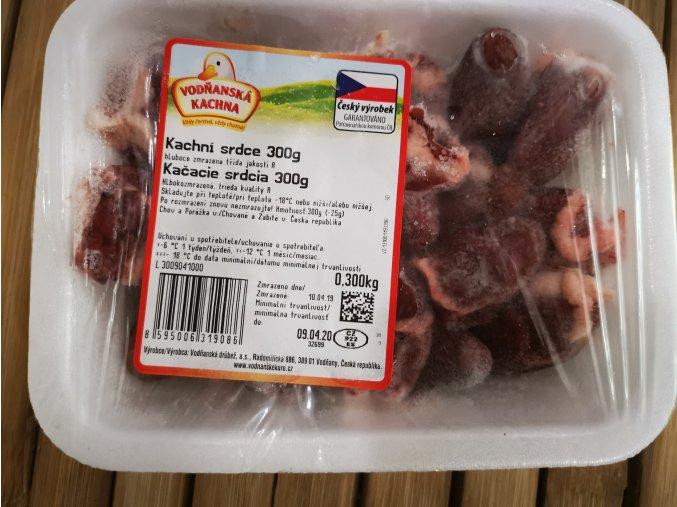 Kachní srdíčka 300 g