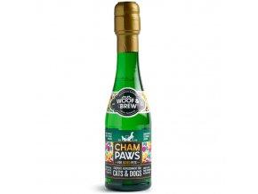 champaws sampanske pro psy a kocky