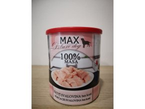 MAX krůtí svalovina bez kosti 800 g