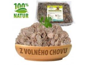 drstky jehneci zelene neprane 500 g small product