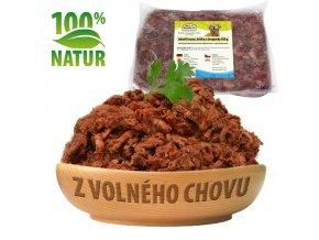 jehneci maso drstky a chrupavky 500 g small product