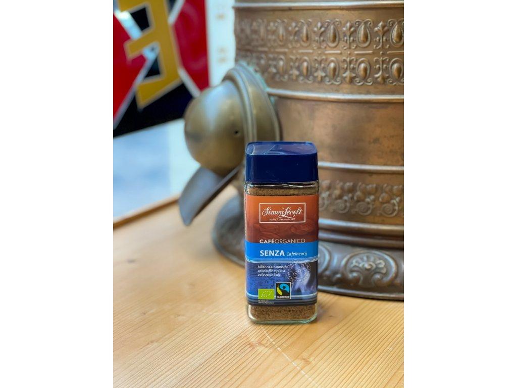 Instantní káva bez kofeinu 100% Arabika
