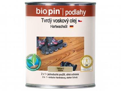 podlahy tvrdy voskovy olej bezbarvy