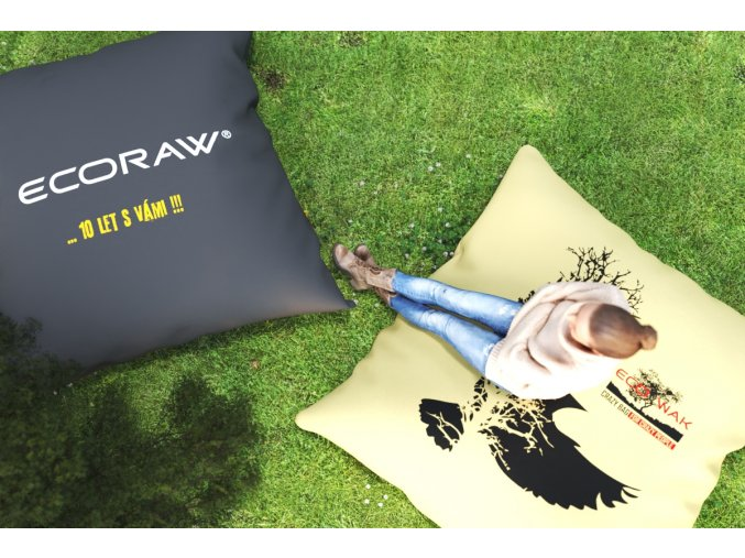 ECORAW PRINT XLARGE