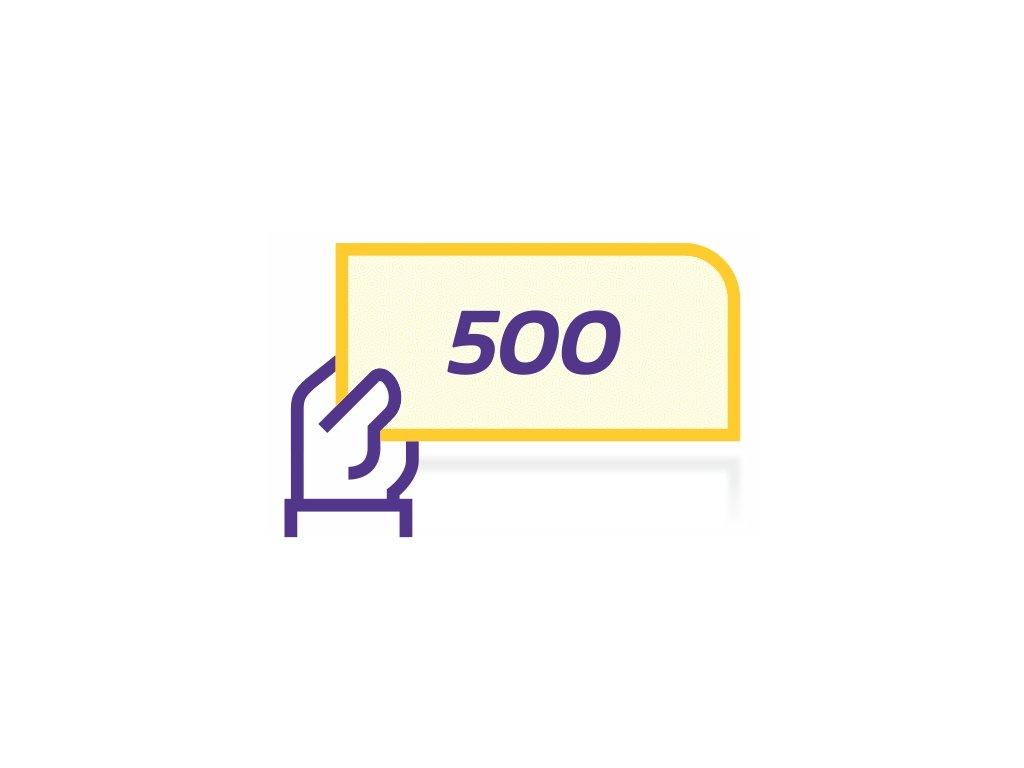 egosun icon poukaz 0500