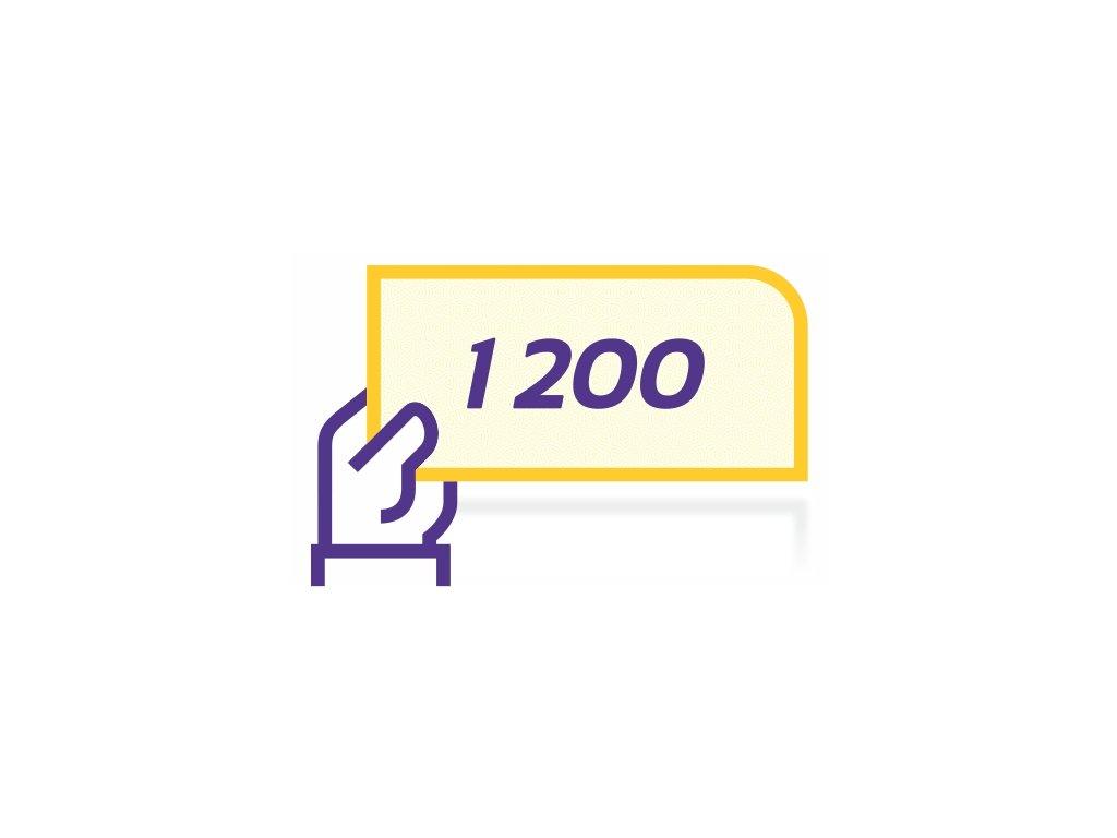 egosun icon poukaz 1200