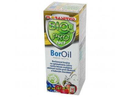 bor oil 50ml
