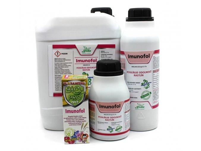 Zínkové hnojivo Imunofol obmedzuje výskyt chorôb na rastlinách