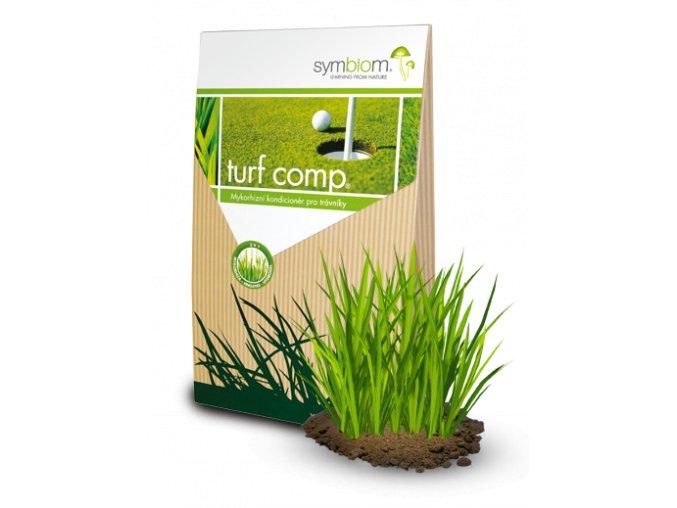 Symbiom TurfComp pre trávniky