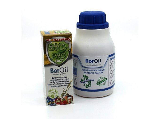 BorOil Listové hnojivo proti chorobám a škodcom