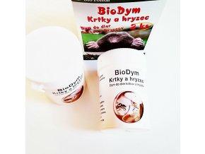BIODYM KRTKO Biologická Dymovnica proti krtkom a hryzcom