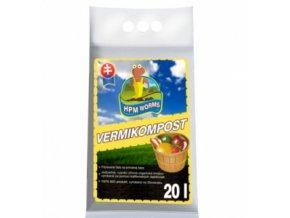 Vermikompost - BIO kompost
