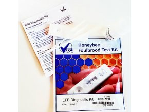 EFB test na hnilobu včelieho plodu