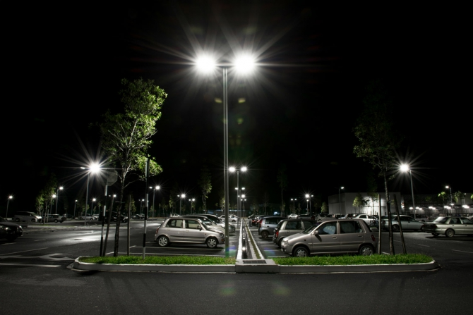 do Venkovní a vnitřní LED osvětlení