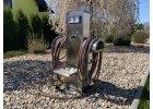 Sloupky pro odběr vody a elektřiny
