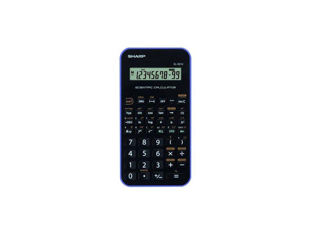 kalkulacka vedecka sharp sh el501xvl