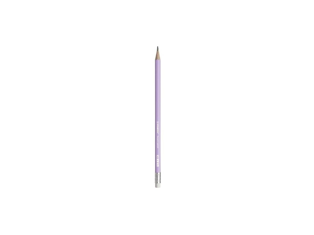 ceruzka stabilo swano pastel fialova