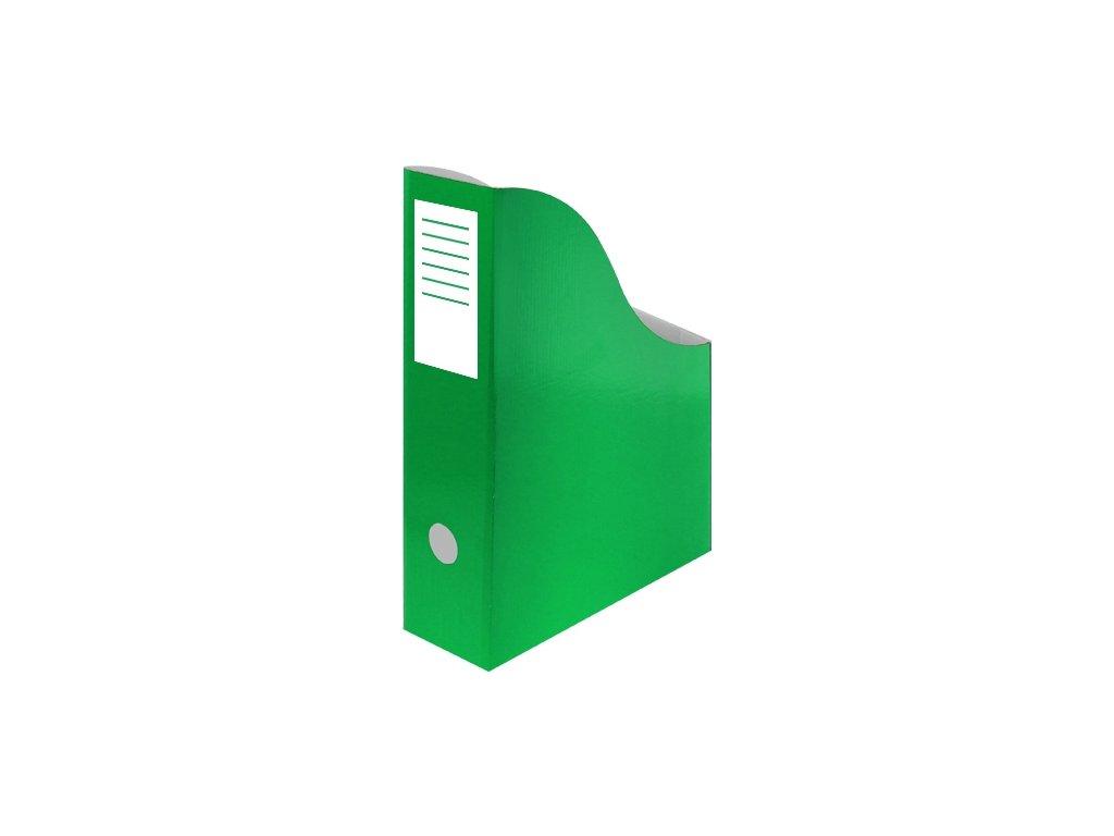 15968 sk stojan na casopisy a4 karton zeleny php