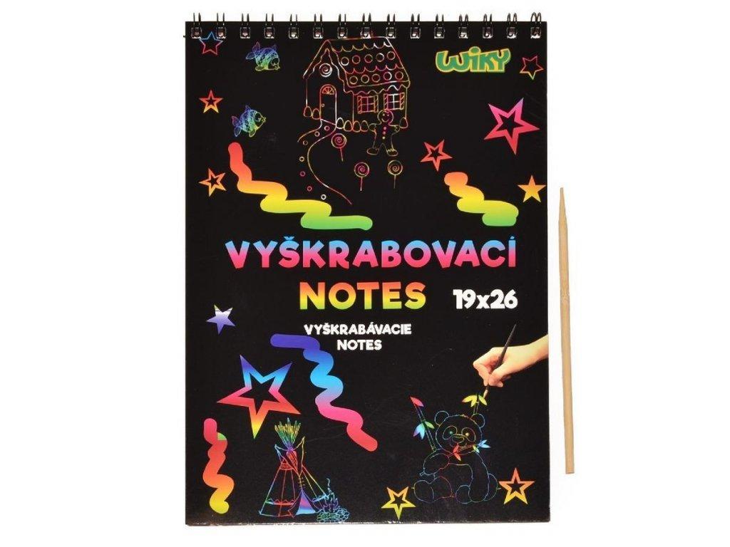 vyskrabavaci notes a410l 6130