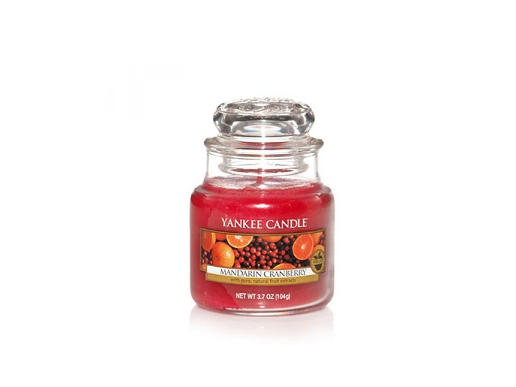 mandarin cranberry 104g