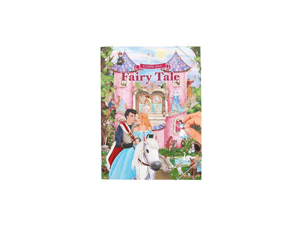 "Kreatívny zošit Create Your ""Fairy Tale"""