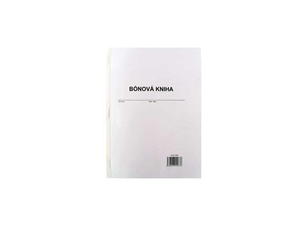 bonová kniha 4063
