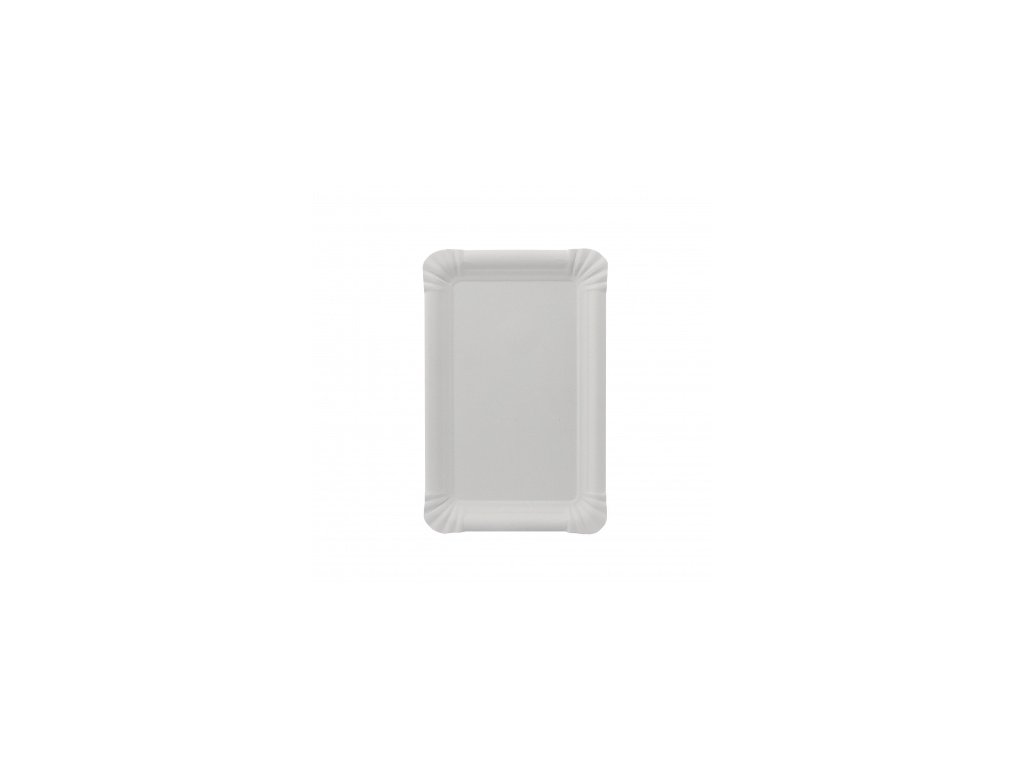 Papierová tácka č.4, 13x20cm/25 ks