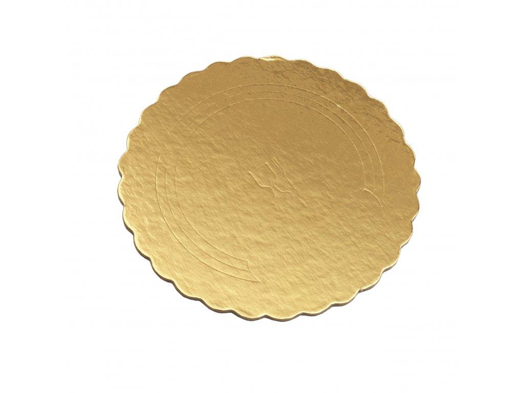 Podnos okrúhly, priemer 34 cm