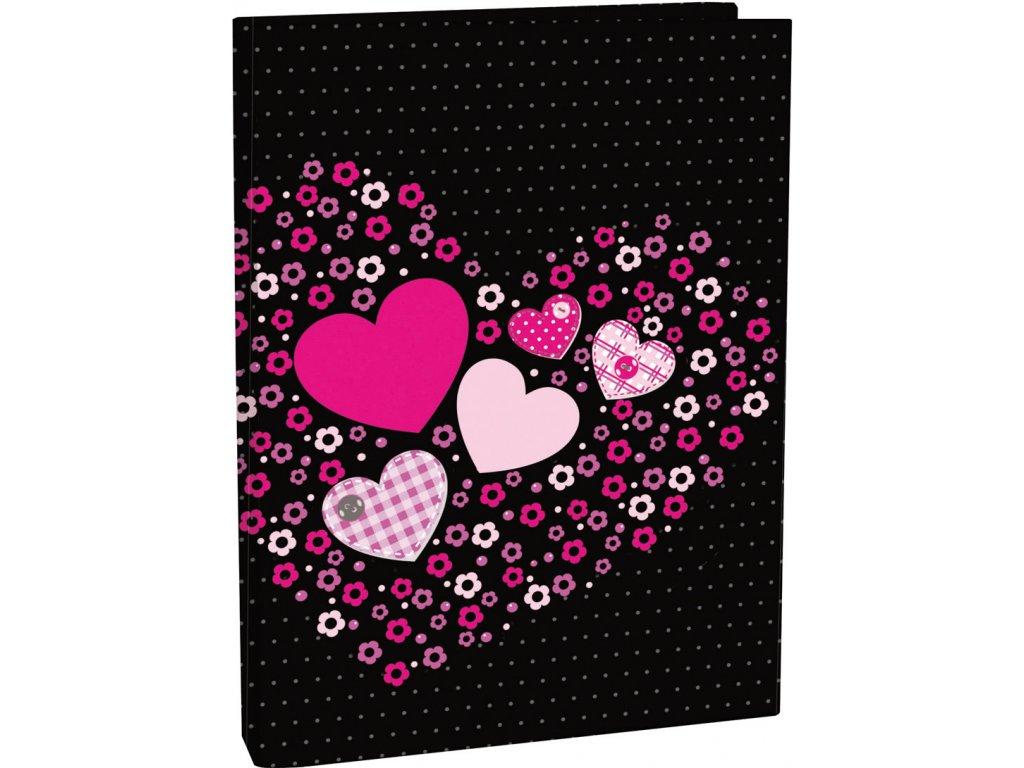 Box na zošity A4 Sweet heart