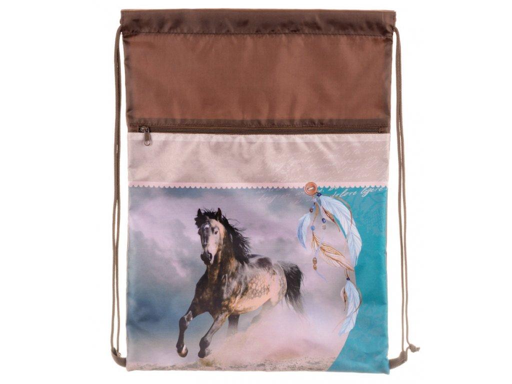 Vrecko na prezuvky Wild horse