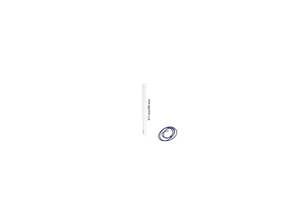 napln gulockova br 97 0 7 mm modra