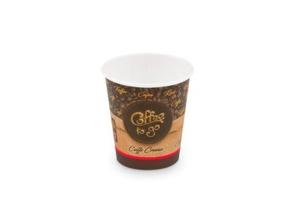 pohar papierovy coffee to go 200 ml s 50ks