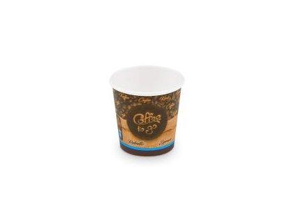 pohar papierovy coffee to go 110ml xs 50ks
