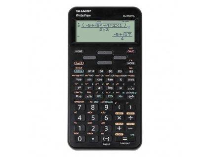 kalkulacka vedecka 420 funkcii sharp elw531tlbbk